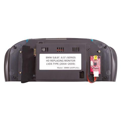6.5″ Сенсорный монитор для CarPC BMW 5 серии Превью 2