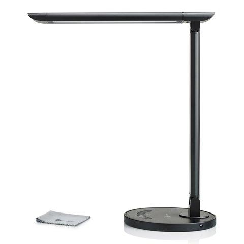 Настільна безтіньова лампа TaoTronics TT-DL13, чорна, EU Прев'ю 1