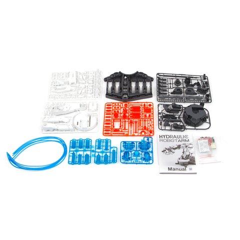 Гідравлічний маніпулятор, STEAM-конструктор CIC 21-632 - Перегляд 7