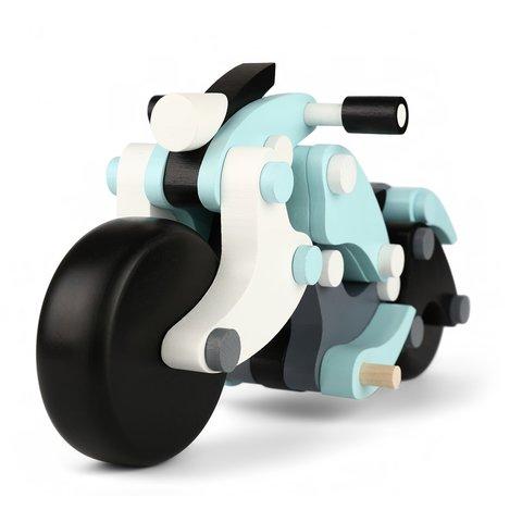 Конструктор CUBIKA Мотоцикл-чоппер LМ-5 - /*Photo|product*/