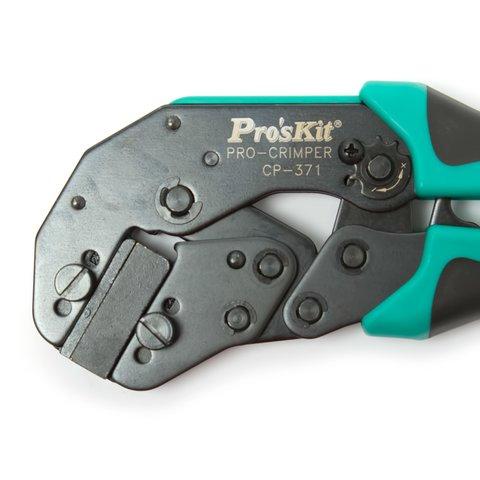 Crimper Pro'sKit CP-371G Preview 1