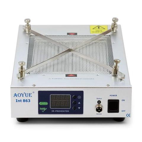 Инфракрасный преднагреватель плат AOYUE Int 863 - Просмотр 2