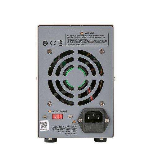 DC Power Supply UNI-T UTP3315TFL-II Preview 3