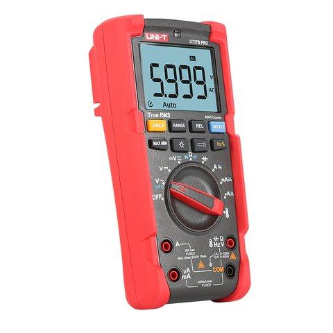 Digital Multimeter UNI-T UT17B PRO Preview 1